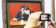 中国梦·军旅情,霍然书画艺术展