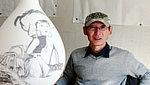 王印强传统笔墨人物画