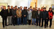 天津第七届水彩画展
