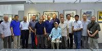 天津工艺美院616艺术沙龙展