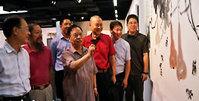 张蒲生从艺62周年美术作品展