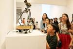《动想》互动装置艺术展在年代美术馆开幕