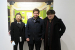 马克·纳德个展Tong画廊开幕 异域风情下的文化融合