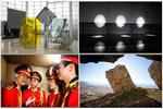 第11届上海双年展将开幕 精致玻璃骷髅惊艳亮相