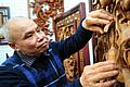 天津木雕第六代传人王树元