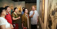天津湖社会员作品在津整体亮相