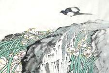 精神的坚守:贾文民的花鸟画