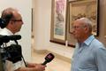 中国当代美术作品展在马耳他开幕