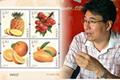 """第三套水果邮票设计者郭振山:""""杧果""""邮票诞生记"""