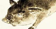 萧朗画《阿肥》:被扔进废纸篓里的精品