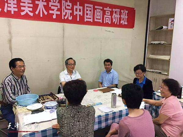 万博manbetx安卓版美院2019-2020年度中国画高研班招生
