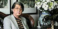 郑连群:以诗思文心入画