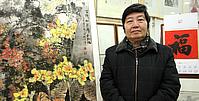 王惠民创作长卷《百鸟迎春图》