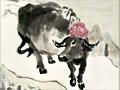2021牛年吉祥——著名画家肖培金作品欣赏