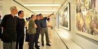 新津门绘画受到学术界广泛关注
