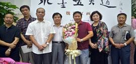 """高清图:魏瑞江""""水墨城市""""唤醒人们对天津城的热爱和留恋"""