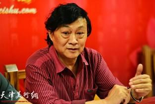 著名画家琚俊雄先生做客天津美术网访谈实录