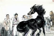 立意新颖笔墨率直 著名画家王家斌中国画作品欣赏