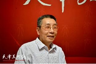 视频:著名画家曹剑英做客天津美术网
