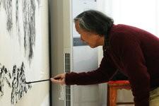 天津著名国画家姬俊尧作品欣赏