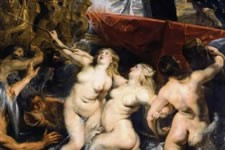 巴洛克代表人物:鲁本斯油画作品欣赏