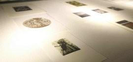 国际版画大师典藏原作展在万博manbetx安卓版滨海美术馆开展