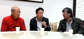 天津与兴隆在书画协作、文化交流上达成多项合作意向