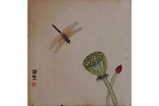 草虫虽小 大地恩深——齐白石工笔草虫册页欣赏