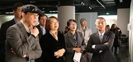 乌拉圭当代艺术展在天津美院美术馆开幕