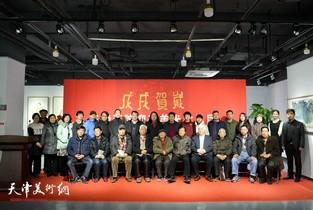视频:戊戌贺岁——天津画院迎春美术作品展