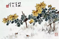组图:萧瑟晴朗-萧朗先生笔下的秋色