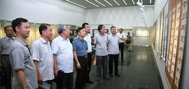 传承—龚望弟子珍藏先师遗墨展在天津图书馆开展