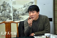 山水画家高原春2017丁酉年台历:小品中见大气象