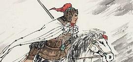 著名画家王金厚组画《木兰诗》欣赏