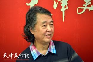 著名画家华克齐做客天津美术网访谈实录