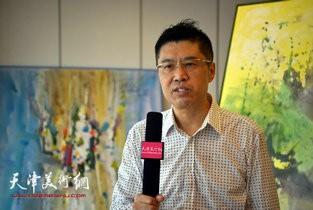 视频:程亚杰国际艺术大展天津首展9月26日启幕