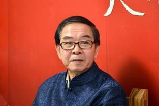 视频:著名书法家张长勇做客天津美术网