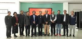 万博manbetx安卓版市书法家协会学术委员会工作会议召开