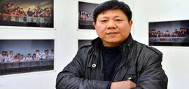 高清图:天津美院李维立教授《向达芬奇致敬的十个瞬间》