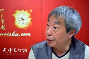 著名画家张亚光做客天津美术网访谈实录