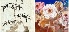相约全运·筑梦津门—天津名家中国画邀请展作品欣赏-花鸟篇