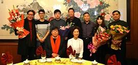 郭鸿春喜收六弟子 要求学生深入生活学习传统