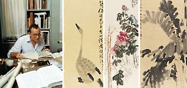 高清图:安思远早期收藏作品现身天津