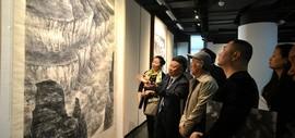 大匠之园-吕云所艺术作品展在天津美院美术馆开幕