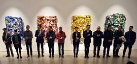 """首届""""艺术天津—艺术改变城市""""大型主题艺术活动盛大开幕"""