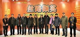 北京湖社组织部分京津会员赴湖社总部开展学术交流活动