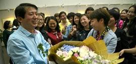 高清图:大自然的歌手—李建有水彩画展在天津成功举办
