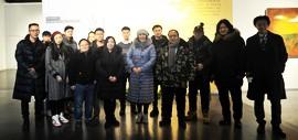 """""""呼·幻""""青年艺术作品综合展在天津泰达创意空间开幕"""