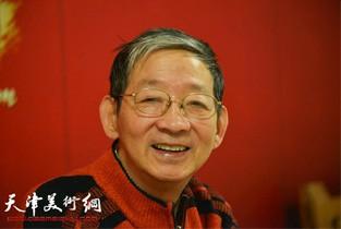 视频:著名书法家王承尧做客天津美术访谈