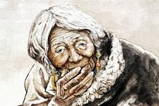 王印强人物画:用传统笔墨精神渲染时代气息